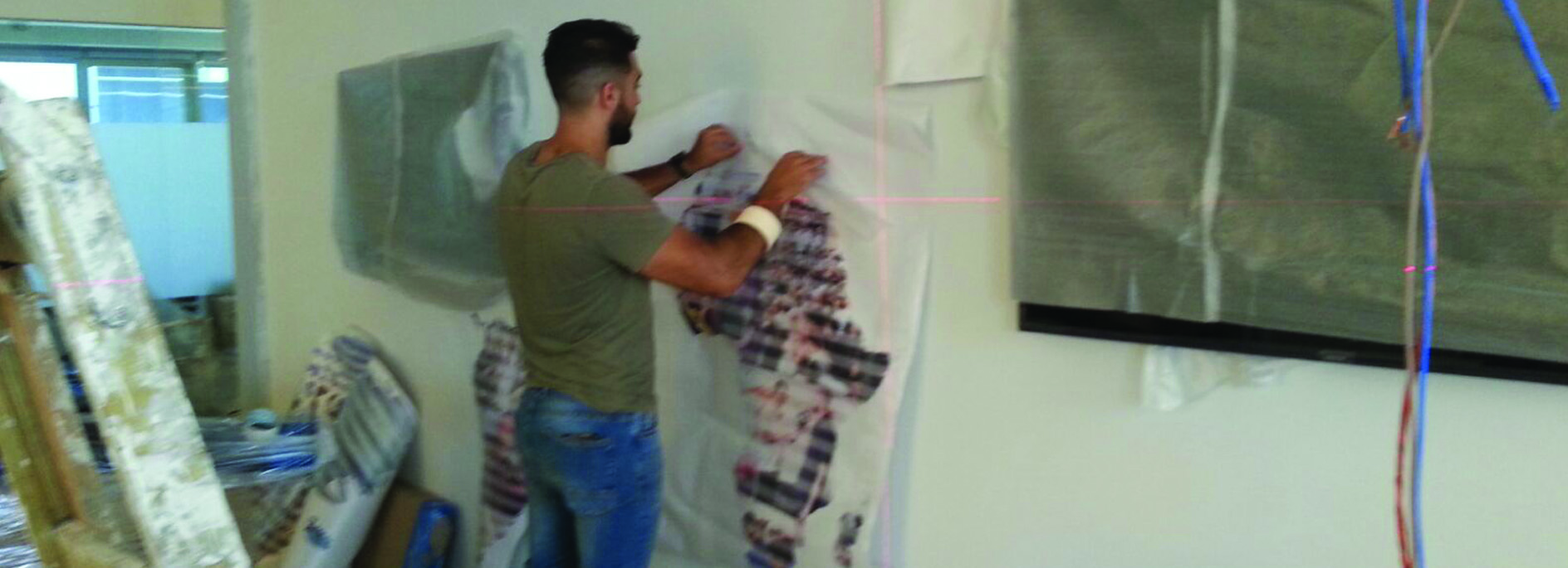 Big Image Decal Installation 3