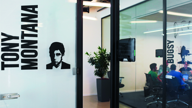 Small Image Meeting Room Design 4