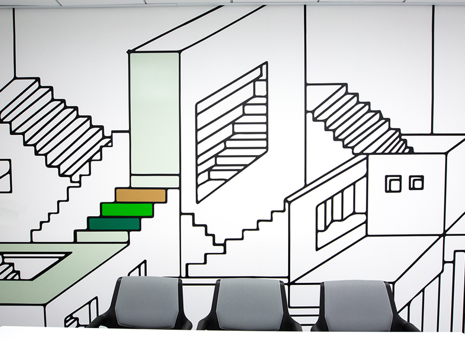 Ibm Wall Design 39