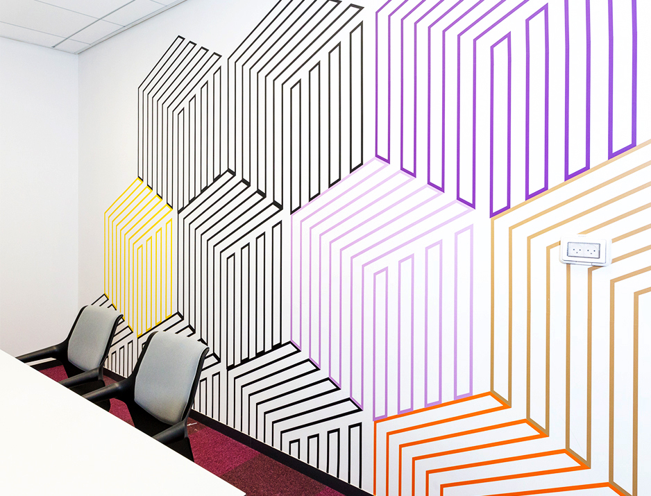 Ibm Wall Design 43