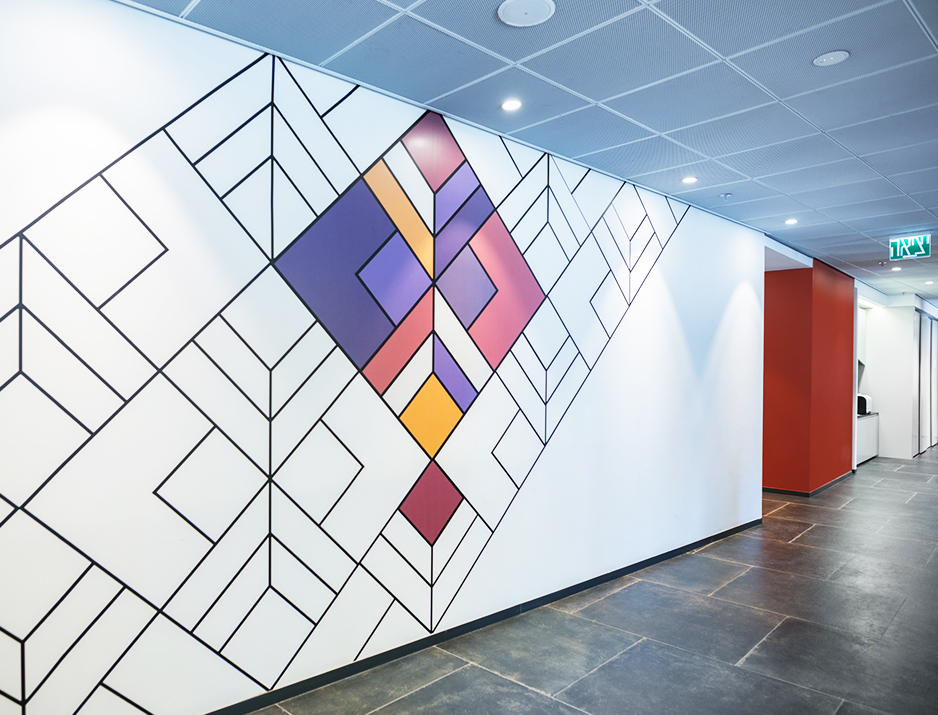 Ibm Wall Design 5