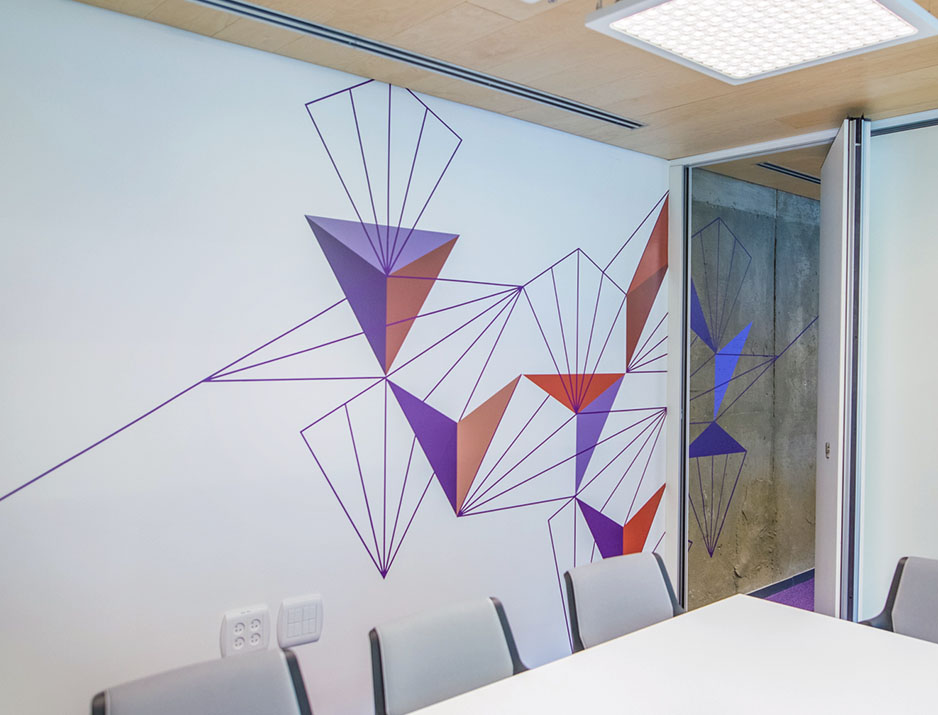Ibm Wall Painting 72