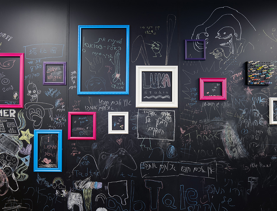 Tabtale Chalk Board 8